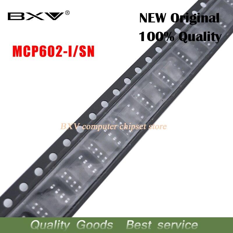 10 pz/lotto MCP602 SOP MCP602I SOP-8 MCP602-I/SN SOP810 pz/lotto MCP602 SOP MCP602I SOP-8 MCP602-I/SN SOP8