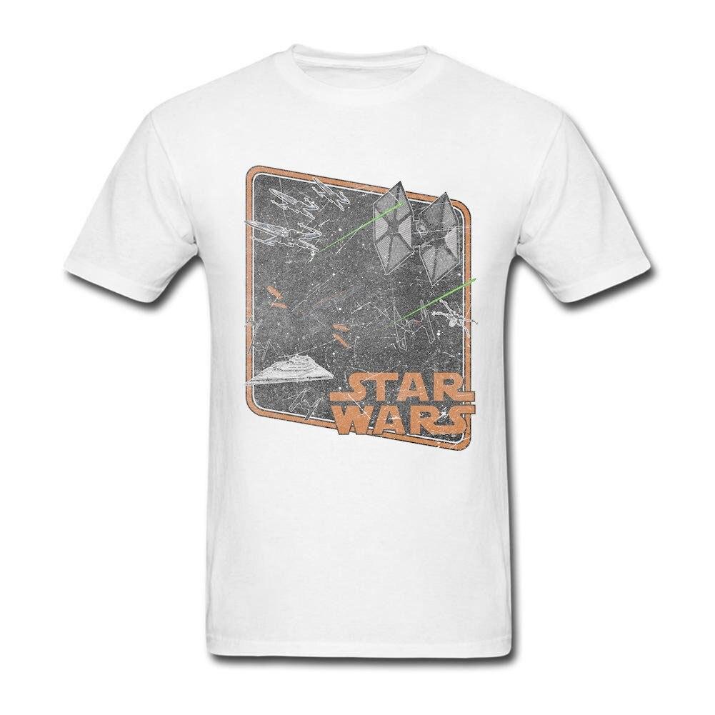 T shirt design 2 zeixs - Cheap T Shirt Design Force Awakened Ships Short Sleeve Father 39 S Day Custom