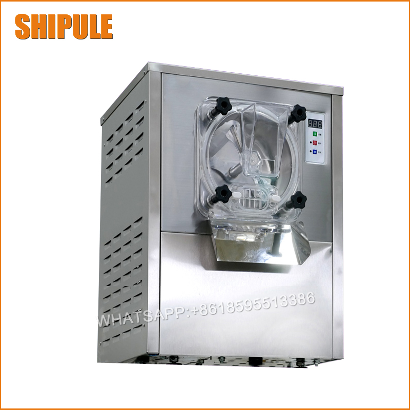 1pc 220V 110V 1400W Commercial Automatic Hard Ice Cream 304 Stainless Steel Hard Ice Cream Machine Snowball Machine|cream machine|hard ice cream machine|ice cream machine - title=