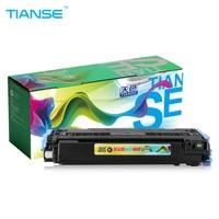 TIANSE For HP Q6000A Q6001 Q6002 Q6003 Toner Cartridge For HP Color Laserjet CM1015 CM1017 1600 2600n 2605 2605dtn 2605dn Laser