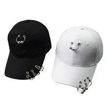 803b2a230af91 hatlander custom cap Women Men Fashion Baseball Cap Iron Hoop Snapback Hip  Hop Flat Hat(