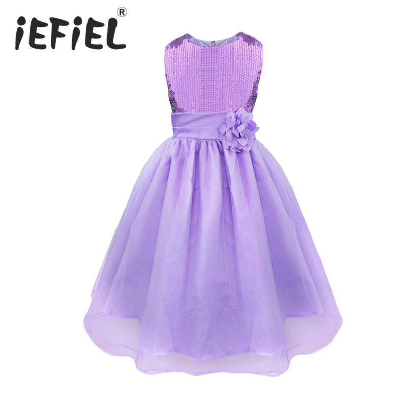 Flower Girls Dresses for Party and Wedding Teenage Girls Clothing ...