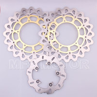Motorcycle Accessories Front Rear Brake Discs Rotor For Yamaha YZF R1 2004 2005 2006 YZFR1 04