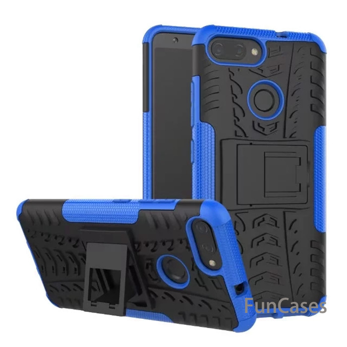 For Asus Zenfone Max Plus M1 Shockproof Armor Hybrid Protective back Cover For Asus Zenfone Max Plus M1 ZB570TL X018D ZB 570TL