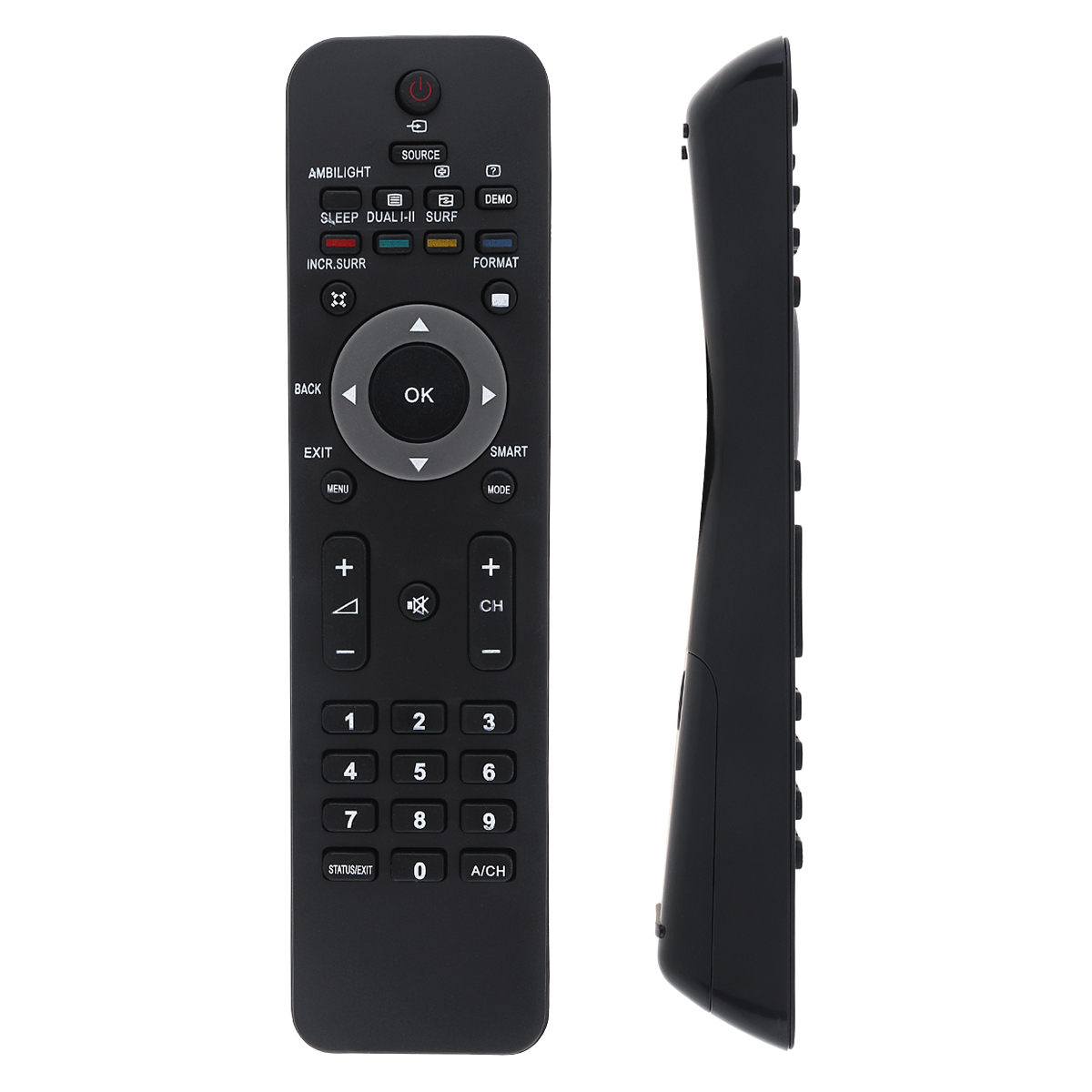 Replacement 433MHz IR TV Remote Control with Long Transmission for Phil