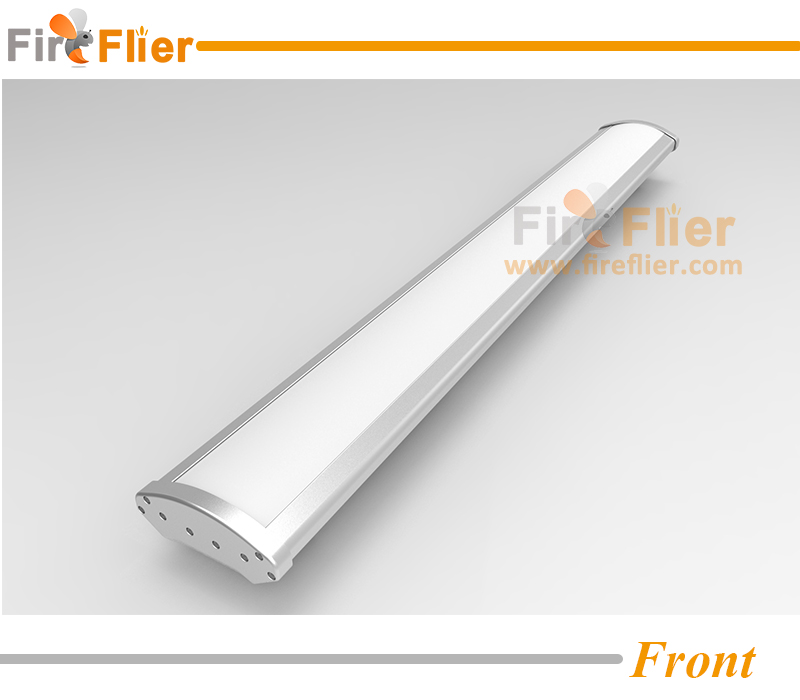 led high bay tube front