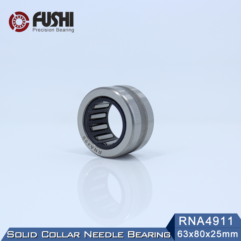 Bearing RNA49/42 RNA4916 RNA4915 RNA4914 RNA4913 RNA4911 ( 1 PC ) Solid Collar Needle Roller Bearings Without Inner Ring Bearing rna4913 heavy duty needle roller bearing entity needle bearing without inner ring 4644913 size 72 90 25