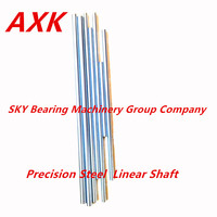 German Quality Cheap Selling 1 Pc OD 8mm X 500mm Cylinder Liner Rail Linear Shaft Optical