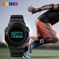 2019 SKMEI New Smart Watch Men Clock Multifunction Sport watches Calorie Calculation Alarm Compass Wristwatch Relogio Smartwatch