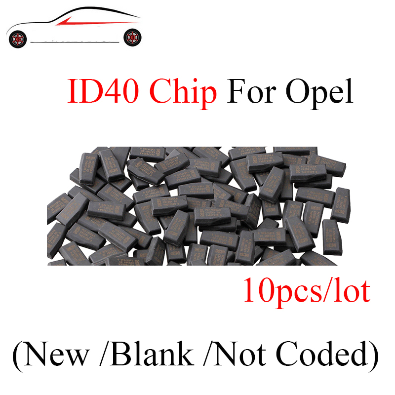 GORBIN 10pcs/lot Transponder Chip ID40 For Opel ID 40 Chip For Vauxhall Opel Astra Vectra Zafira (New / Blank / Not Coded)GORBIN 10pcs/lot Transponder Chip ID40 For Opel ID 40 Chip For Vauxhall Opel Astra Vectra Zafira (New / Blank / Not Coded)