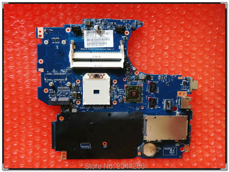 ФОТО 654306-001 for HP ProBook 4535s Notebook 4535S 4545S 4536S 4736S Motherboard Non-integrated Model + FREE SHIPPING