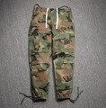 Conexión de Fábrica Para Hombre ropa de Hip Hop de carga tácticos militares Pantalones Casuales de Moda kanye west camuflaje camo Corredores