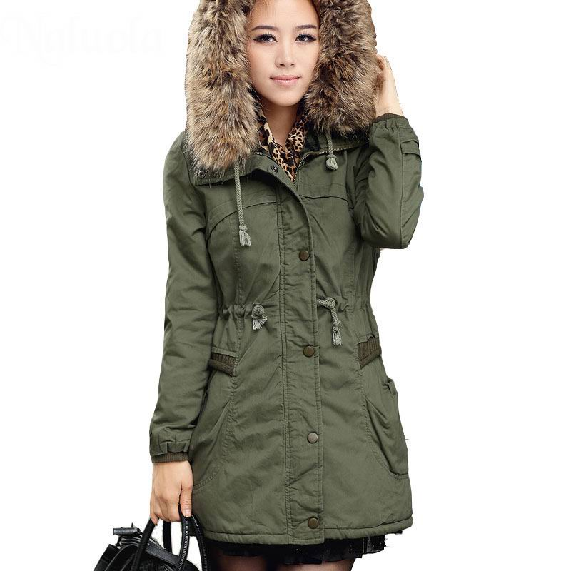 Long Winter Jacket Womens - Best Jacket 2017