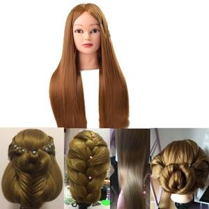 24inch Golden Hair Mannequin H