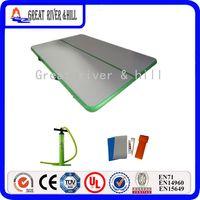 Fedex Shipping 2*1m Inflatable Tumble Track Trampoline Air floor Air Track Gymnastics Inflatable Air Mat