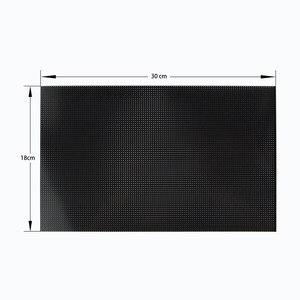 Image 2 - 18*30 سنتيمتر لينة رقيقة pcb مرنة جانب واحد pcb FR4 لوحة دوائر كهربائية DIP SMD PCB لوح تعليق النموذج مصفوفة ورق الطباعة