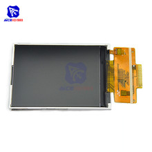 2.4 นิ้ว 240320 SPI SERIAL TFT LCD โมดูลหน้าจอ ILI9341 240x320 หน้าจอสี TFT สำหรับ Arduino UNO R3
