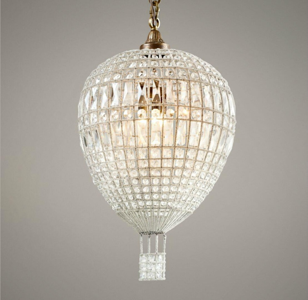 vintage light modern K9 crystal lighting fixtures lamparas colgantes ...