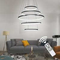 40cm 60cm 80cm Modern Led Ceiling Lights For Living Room Acrylic Stainless Ceiling Lamp Lustre Lamparas De Techo Bar Home Li