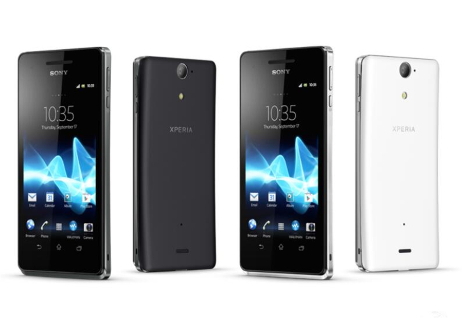 Sony Xperia V LT25i Refurbished Mobile Phone With 13MP Camera And Detachable 1750 mAh Battery 1