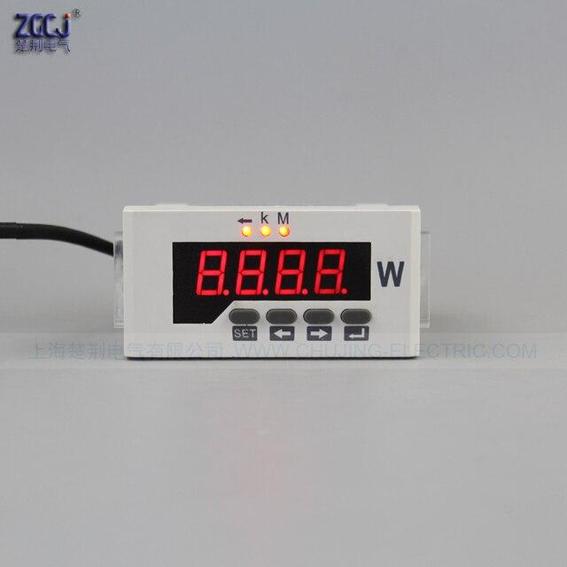 Watt Meter Price List: CJ 3P51 3 Phase Watt Meter Active Power Meter Digital