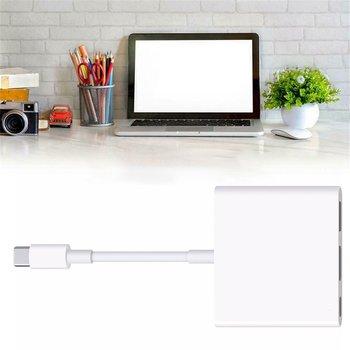 Voor Apple USB-C Digitale AV Multipoort Adapter USB-C Digitale Accessoires