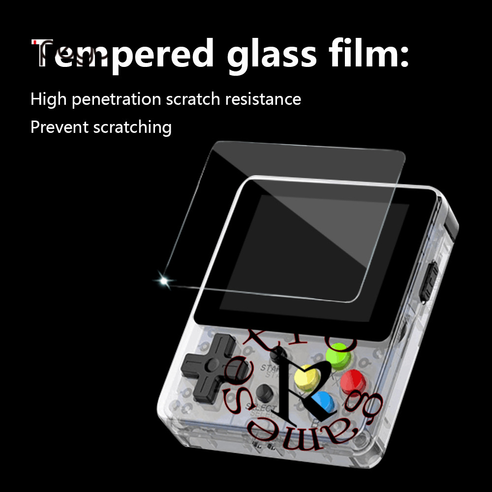 Full Screen Protector -Tempered Glass Paste Film For LDK Screen Including LDK Landscapel Version