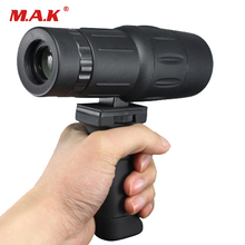 New Monocular Telescope Handle Tripod Interface Spotting Scopes Telescope Adapter for Outdoor Hunting 20 60x60 monocular telescope super telescope waterproof adjustable ultra clear for bird watching hunting with tripod