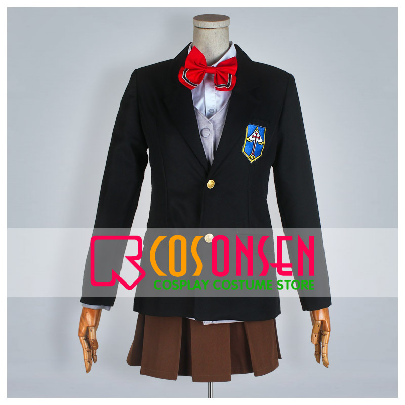 Free! Iwatobi High School Uniform Gou Matsuoka Cosplay Costume Halloween Costume