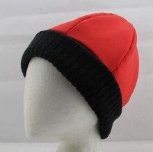 Заказ смешивания Классический полоса шерсти качество зима трикотажные вязание шляпу для мужчин и женщин skullies и шапочки ограничить свободную перевозку груза
