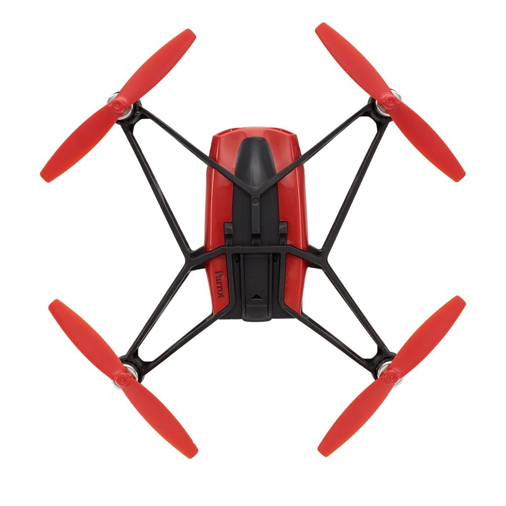 Parrot-minidrones-ROLLING-SPIDER-White-Blue-Red-Fly-and-Roll-NEW-FreeShip