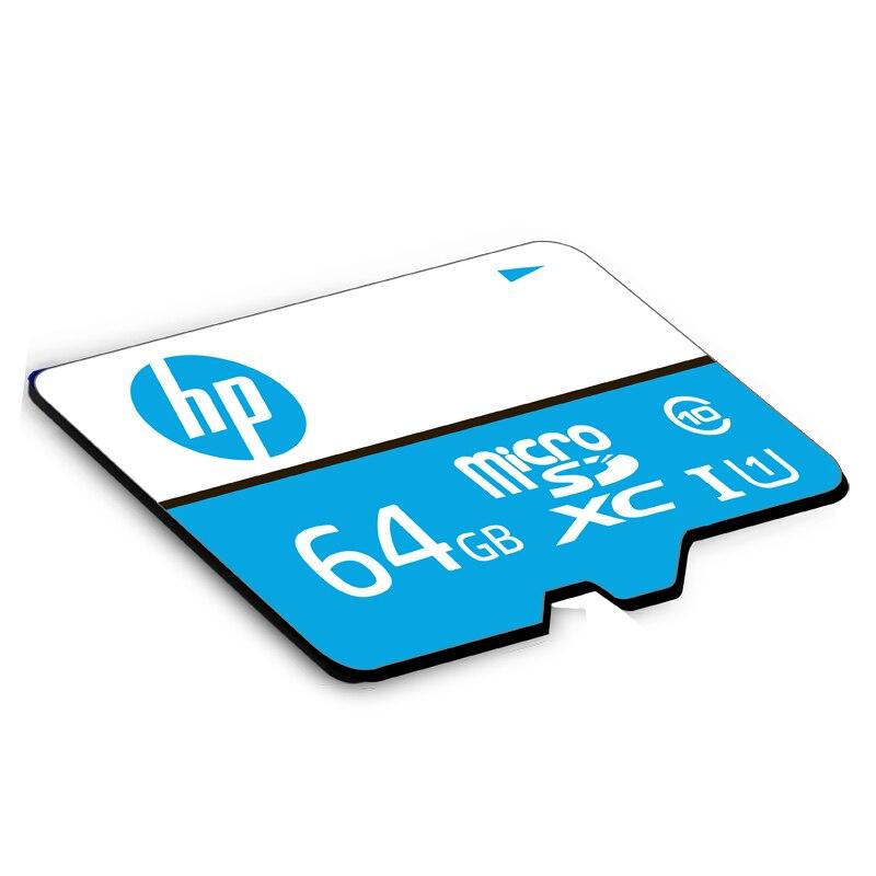 Original HP Micro Sd 16gb 32gb 64gb 128gb Microsd Sdhc/sdxc Class 10 Cartao De Memoria Mini Tarjeta Sd 32 Gb TF SD Memory Card
