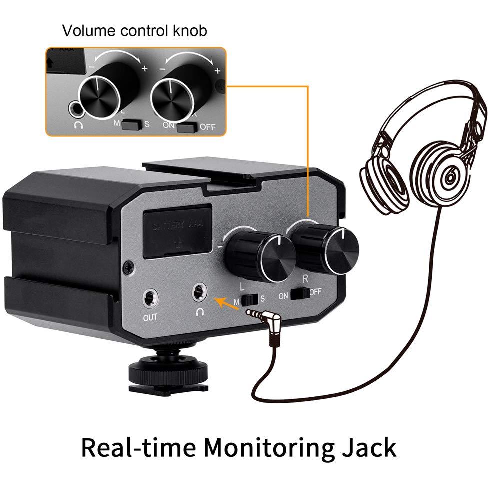 Audio Universal de para 6
