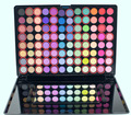 2016 nova 96 cores de sombra cosméticos maquiagem sombra Palette Kit de maquiagem profissional Shimmer e Matte cores