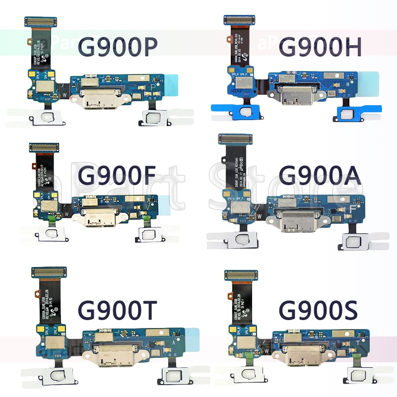 Usb Port Connector Charging Dock Flex Cable For Samsung Galaxy S5 G900 G900F G900M G900L G900K G900S G900i G903 Replacement