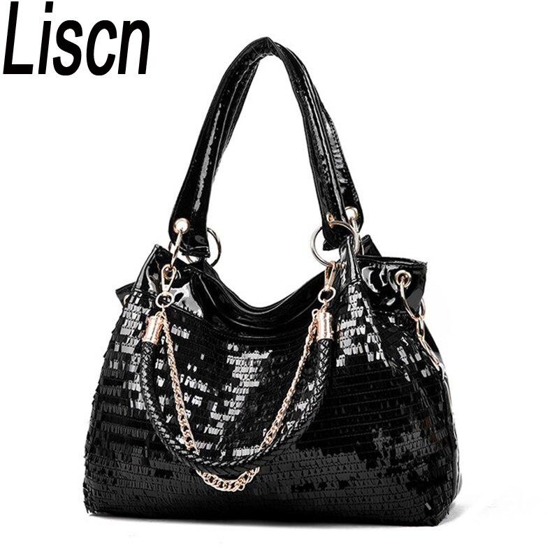 ef23b354949f Цепи сумки на ремне Брендовая дизайнерская обувь сумки Женский кошелек 2018  модные Для женщин кожаная сумка