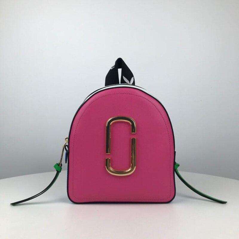 Mochila Escolar Limited offre spéciale 2018 mode femmes sac à dos pour adolescents Rivets monstre sac d'école petits sacs Designer sac à dos