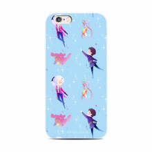 Yuri On Ice Case for iPhone and Samsung – Sky Blue
