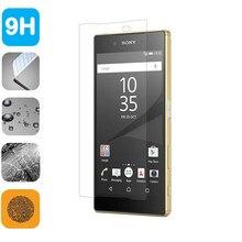 9 H Gehärtetes Glas LCD Screen Protector Schild Film für Sony Xperia Z5 Premium 5,5 Zoll Anti-scratch Abdeckung zubehör