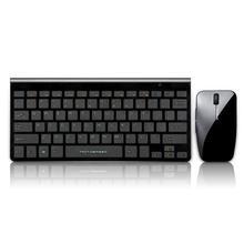 2.4G Wi-fi Keyboard Mouse Combo Set USB Cordless Keyboard and Mouse For Macbook Desktop Laptop computer Jun28