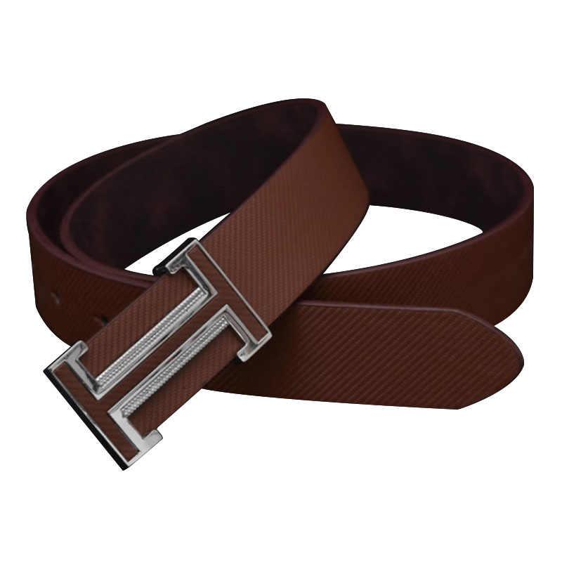 Detalle Comentarios Preguntas sobre Cinturones de cuero PU marrón de ... 98602c99d918