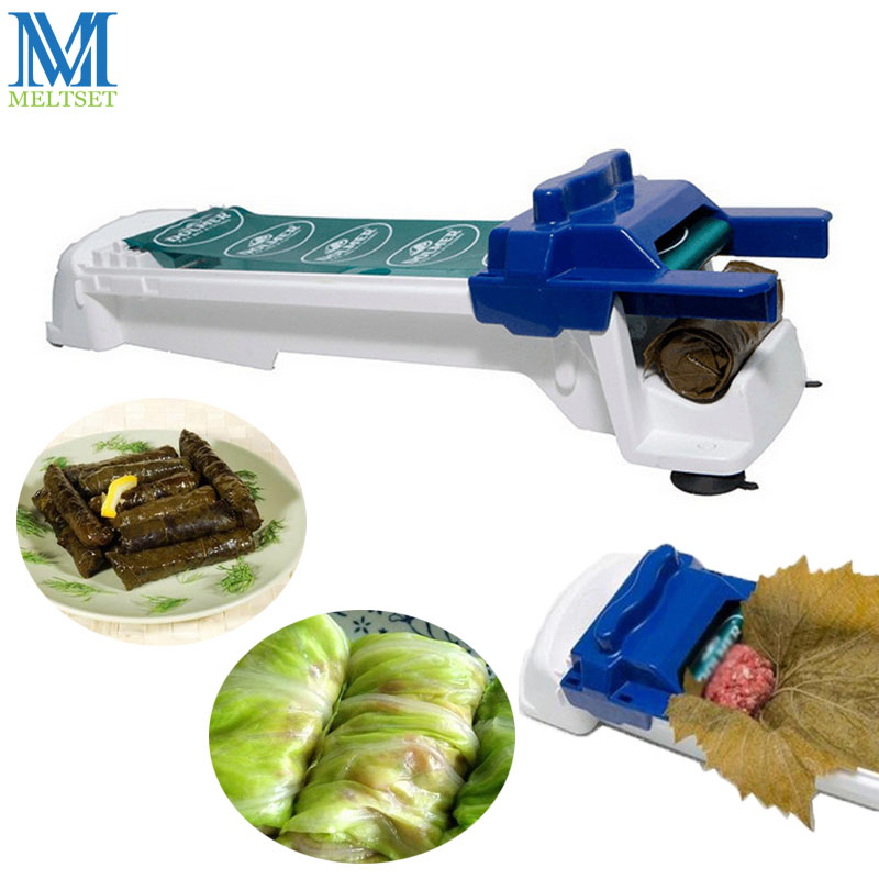 Multifunción vegetales herramientas hoja Rolling aparato para envolver Dolma peluche Col sushi hacedor