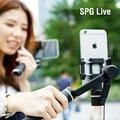 FY Feiyu SPG En Vivo 3 ejes cardán handheld smartphone 360 grados estabilizador de 8 horas de trabajo original nuevo SPG Vivo Pk FY G4 PRO