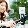 Feiyu FY SPG Ao Vivo 3 eixos cardan handheld smartphone 360 graus estabilizador de 8 horas de trabalho original novo SPG Ao Vivo Pk FY G4 PRO