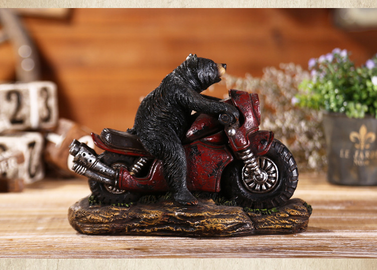 Bear Figurine (8)