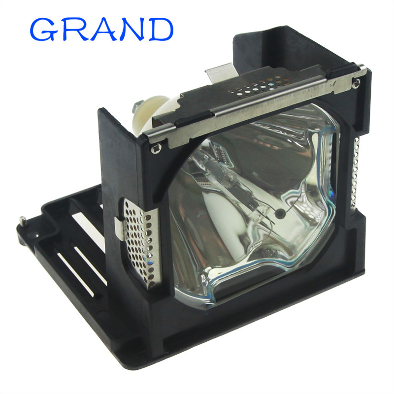 POA-LMP99 Replacement Lamp with Housing for Sanyo PLC-XP40 PLC-XP40L PLC-XP45 PLC-XP45L PLV-75 PLV-75L LW25U projector Happybate replacement projector lamp bulbs with housing poa lmp90 lmp90 for sanyo plc su70 plc xe40 plc xl40 plc xl40l projector