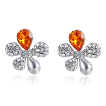 Flower Stud Earring 1