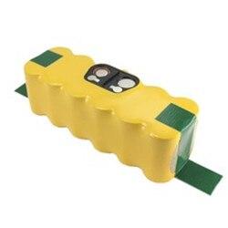 Image 1 - 4500mAh קיבולת גבוהה 14.4V סוללה עבור iRobot Roomba גורף רובוט שואב אבק 500 540 550 620 600 650 700 780 790 870 900