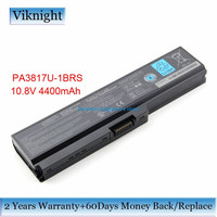 Original PA3817U 1BRS Laptop Battery For Toshiba Satellite L600 L645 A660 L700 L745 L775 Battery PA3817U