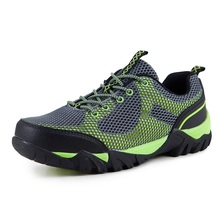 2016 Outdoor Hiking Shoes For Men and Women Lightweight Breathable Sneakers Man Walking Trekking Shoes Zapatos